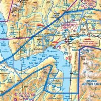 AIRSPACE AND VFR NAV CHARTS
